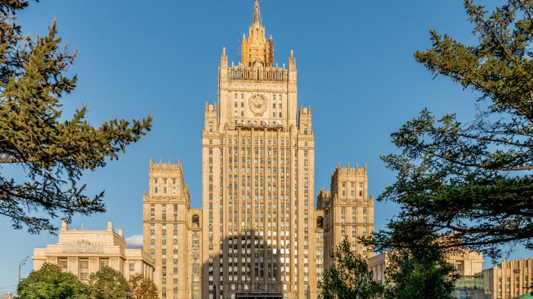 Москва: Решението на Скопие за името е наложено отвън