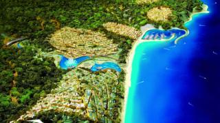 """Първи проект за """"зелен"""" комплекс по Черноморието"""