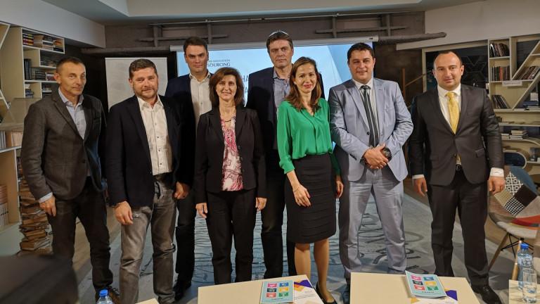 Управителният съвет на Българската аутсорсинг асоциация