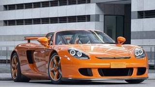 Porsche Carrera GT с нов тунинг пакет