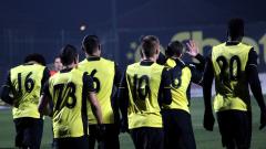 Ботев (Пловдив) - Верея 1:0, гол на Петков!