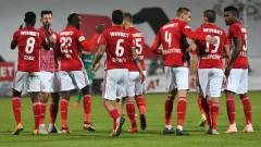 Футболист на ЦСКА остава извън сметките за дербито с Левски