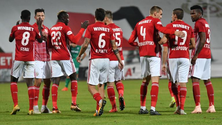 В ЦСКА недоволстват от чуждестранните си футболисти