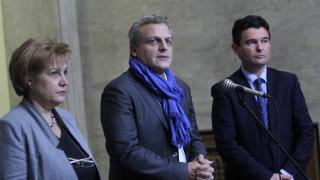 Реформаторите и ГЕРБ скептични за кабинет, но продължават да си говорят