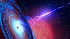 До дни учени разкриват първата снимка на черна дупка