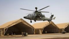 Повреда в ротора свалила германски хеликоптер в Мали