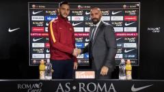 Костас Манолас остава в Рома до 2022 година