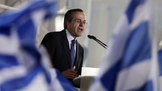 Самарас: Меркел искаше Гърция да напусне еврозоната