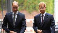 Кралицата раздели Уилям и Хари