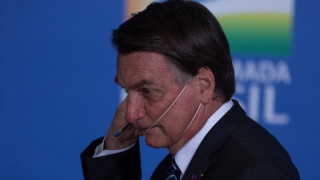 Бюджет 2022 в Бразилия вещае несигурност
