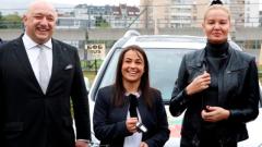 Елица Янкова номер едно сред борците за годината