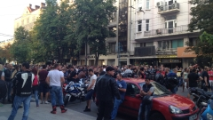 Национален протест на мотористи пред съдилища в страната