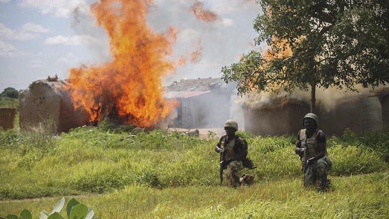 """Най-малко 13 войници са убити в битка между """"Боко харам"""" и армията на Нигерия"""
