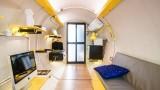 Да живееш на 9 кв.м.: Новата мода на най-скъпия пазар за имоти (СНИМКИ)