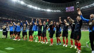 Хърватия тренира без основен футболист преди финала на Мондиал 2018