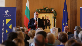 От Москва Радев поздравява дейците на културата за 24 май