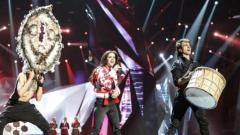 """Елица и Стунджи не се класираха за финала на """"Евровизия"""""""