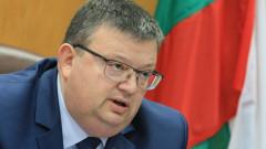 Цацаров: Окрупняват прокуратурите заради недостига на кадри