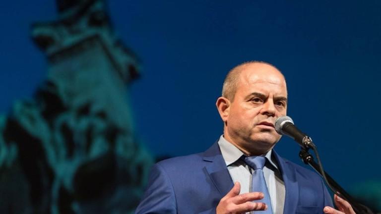 Снимка: Кметът на Русе отказа номинация за трети мандат