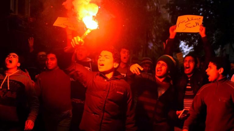 Египетски съд отмени смъртните присъди на 149 ислямисти