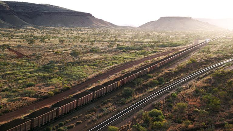 Австралийско-британската добиваща компания Rio Tinto осъщестнви първата си доставка на