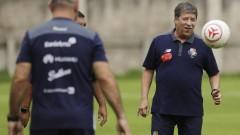 Ернан Гомес преди Белгия - Панама: Не сме особено резултатни, липсва ни класа