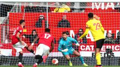 Манчестър Юнайтед излезе на пето място след класическа победа срещу Уотфорд