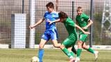 Лудогорец U15 спечели Елитната си група след погром над Черноморец