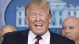 Тръмп бесен на демократите заради стената и шътдауна