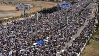 Нови протести в Йемен