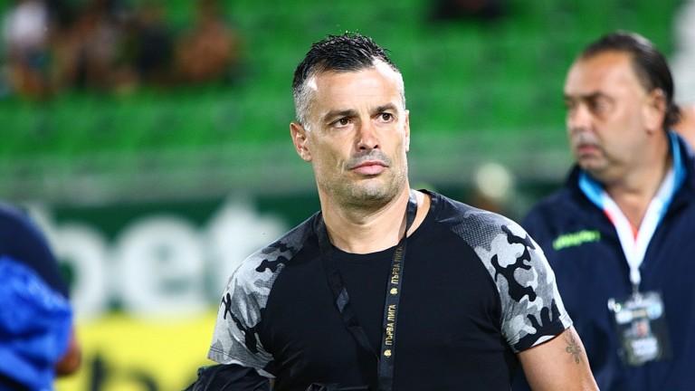 Людмил Киров: Искам да сме още по-агресивни, отборът ще върви само нагоре