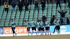 Черно море - Ботев (Пловдив) 0:0