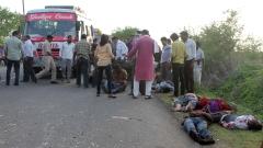 25 души загинали и 11 ранени след катастрофа в Индия