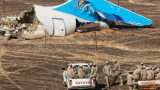 Окончателно: Бомба на борда свалила руския самолет в Синай