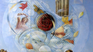 Лъчезар Явруков търси хармонията на живописната тъкан