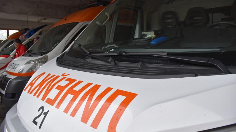 Мъж и дете са загинали при катастрофа край Алфатар
