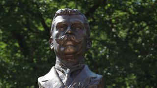 Борисов откри паметник на Иван Вазов в Загреб