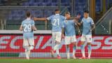 Лацио отнесе Милан и завърза битката за място в Топ 4