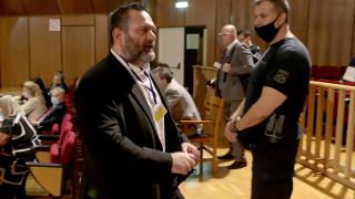 Гръцки евродепутат неонацист е арестуван в Брюксел