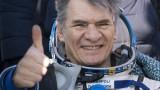 Трима астронавти от МКС се завърнаха благополучно на Земята