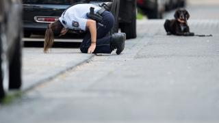 Стрелба и нападение с нож в Кьолн