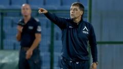 Хубчев: Футболът се практикува под напрежение