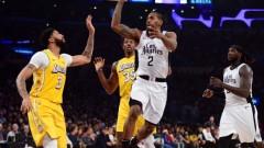 Резултати от срещите, играни в НБА в петък, 25 декември