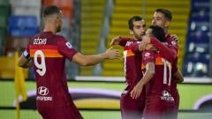 Рома с тежката артилерия срещу ЦСКА