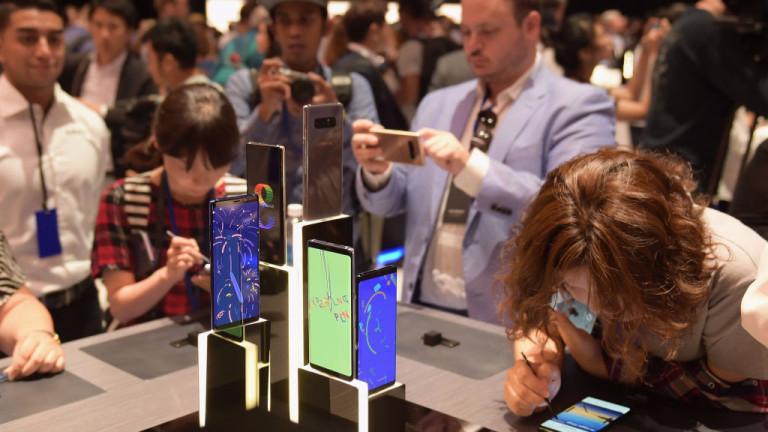 Снимка: Galaxy Note 9 може да е последният от тази серия на Samsung