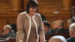 БСП откри първата лобистка законова поправка на ГЕРБ