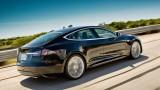 Една Tesla на автопилот, един робот и един нелеп инцидент на CES