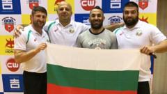 Трима световни шампиони за България от Мондиала по комбат рестлинг!