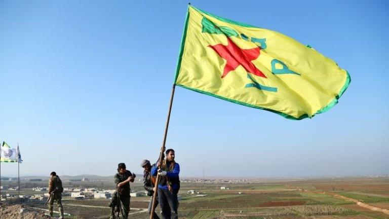 """Сирийските кюрди с нова операция за пълен разгром на """"Ислямска държава"""""""