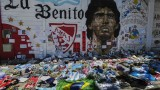 """Диего Марадона оставен """"в агония"""" в последните 12 часа от живота си"""